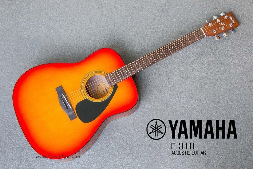 Yamaha-f310-cherryburst ขายราคาพิเศษ