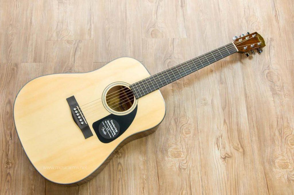 Fender Acoustic CD-60 full ขายราคาพิเศษ