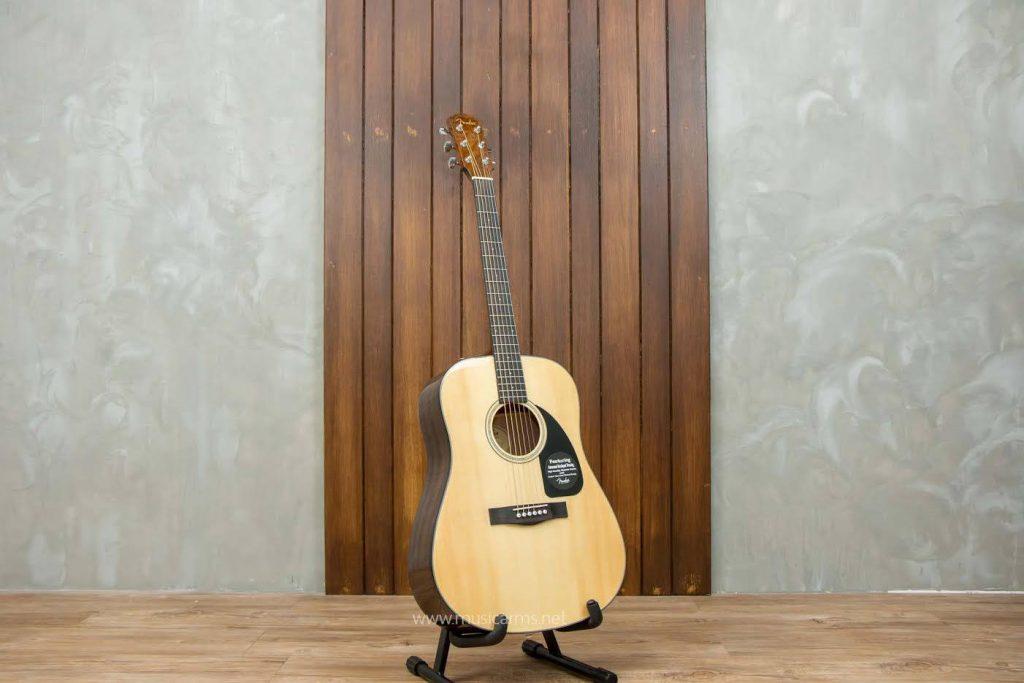 Fender Acoustic CD-60 show ขายราคาพิเศษ