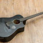 Fender Acoustic CD-60CE black ขายราคาพิเศษ