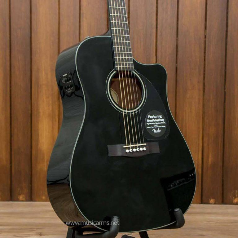 Fender Acoustic CD-60CE body 2 ขายราคาพิเศษ
