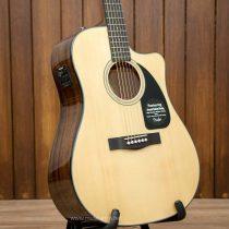 Fender Acoustic CD-60CE show