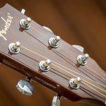 Fender Acoustic CD-60CE head ขายราคาพิเศษ