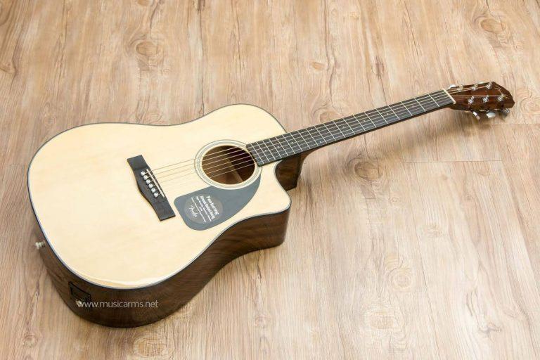 Fender Acoustic CD-60CE nature ขายราคาพิเศษ