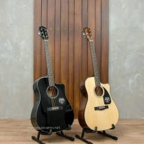 Fender Acoustic CD-60CE show