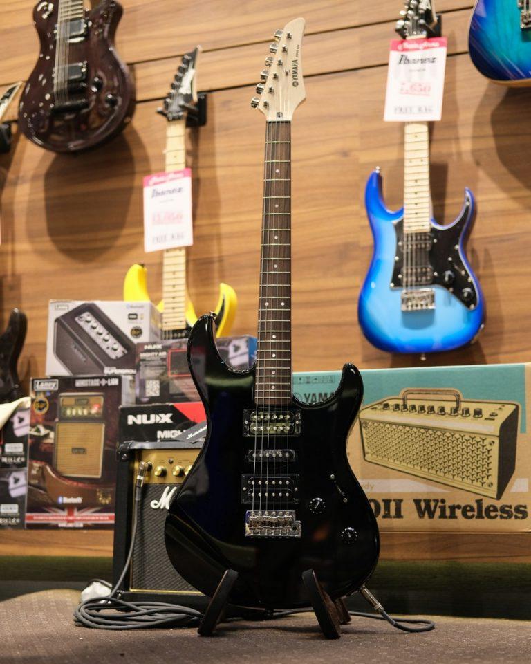 Showcase Yamaha ERG121U
