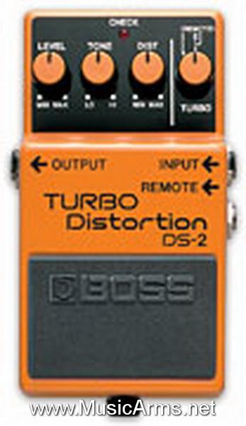 BOSS DS-2 Turbo Distortion ขายราคาพิเศษ