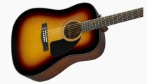 Fender Acoustic CD-60 show