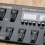 Boss GT-100 effect ขายราคาพิเศษ