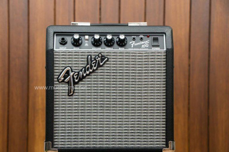 Fender Frontman 10G ด้านหน้า ขายราคาพิเศษ