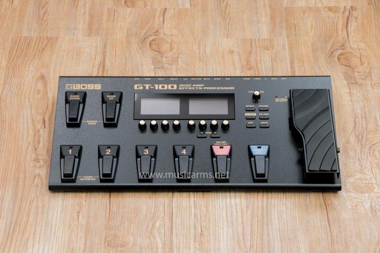 effect Boss GT-100 ขายราคาพิเศษ
