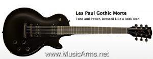 Gibson Les Paul Gothic Morte