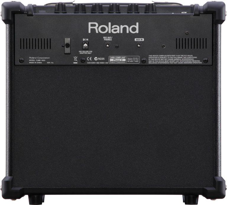roland-cube10gx-back ขายราคาพิเศษ