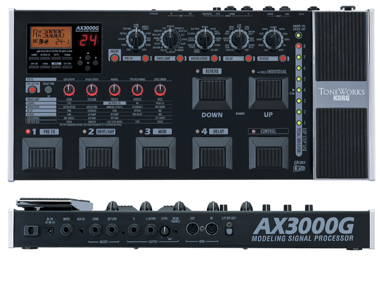 AX3000G