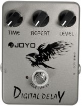 JOYO-JF-08-Digital-Delay-guitar-effect-pedal-25ms-600ms-with-time-repeat-level-knob-Full