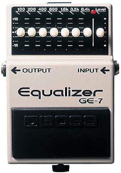 เอฟเฟค BOSS GE-7