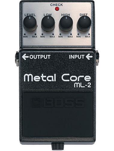 เอฟเฟค BOSS ML-2 METAL CORE