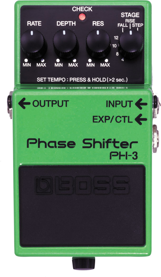 เอฟเฟค BOSS PH-3 Phase Shifter