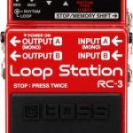 BOSS RC-3 LOOP STATION ลดราคาพิเศษ