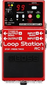 BOSS RC-3 LOOP STATION ขายราคาพิเศษ
