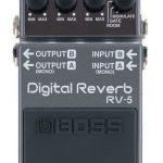 BOSS-RV-5-DIGITAL-REVERB ลดราคาพิเศษ