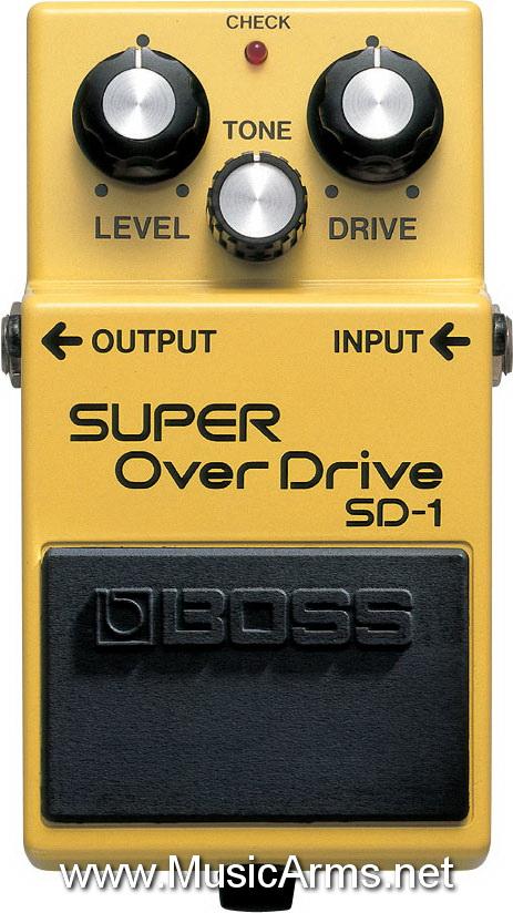 Boss Sd-1 ขายราคาพิเศษ