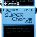Boss Super Chorus CH 1 ลดราคาพิเศษ