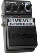 Digitech Matal Master Heavy Metal Distortion