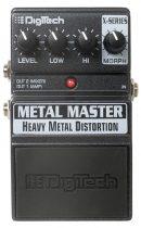 Digitech Matal Master Heavy Metal Distortion