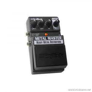Face cover Digitech-Matal-Master-Heavy-Metal-Distortion