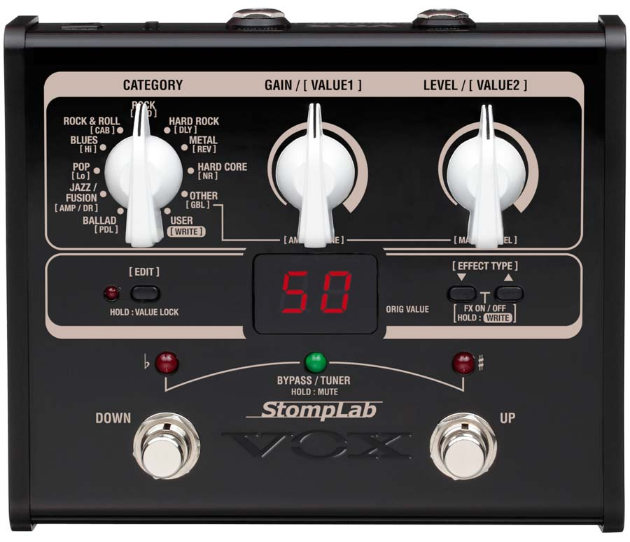 เอฟเฟค VOX StompLab 1G