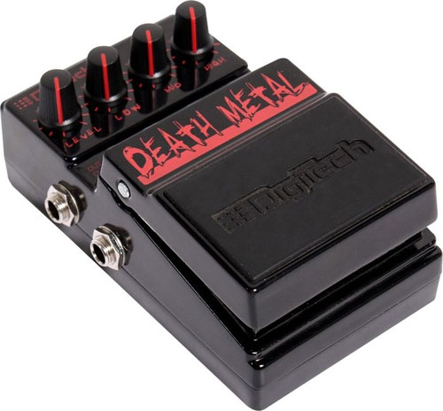 เอฟเฟค Digitech Death Metal