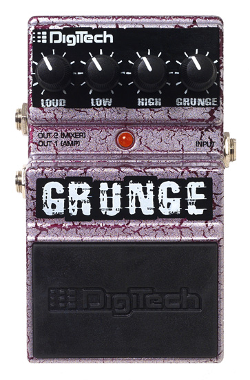 เอฟเฟค Digitech Grunge