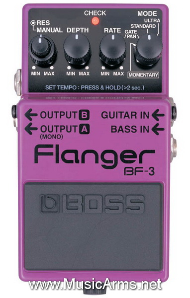 BOSS BF-3 FLANGER ขายราคาพิเศษ