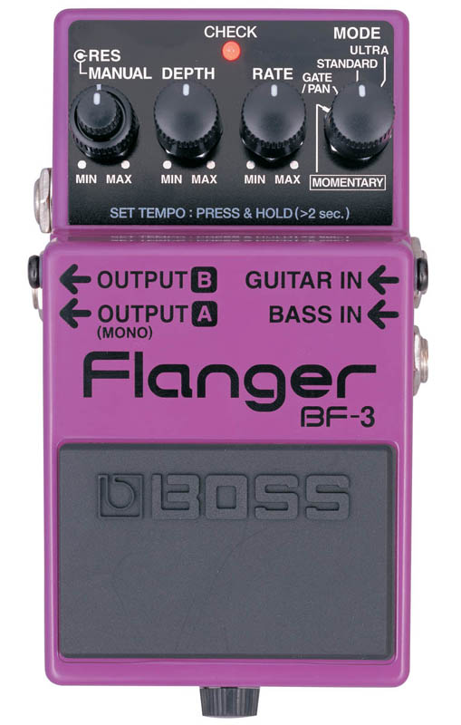 เอฟเฟค BOSS BF-3 FLANGER
