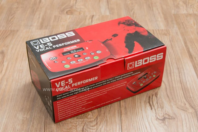 Boss VE-5- ขายราคาพิเศษ