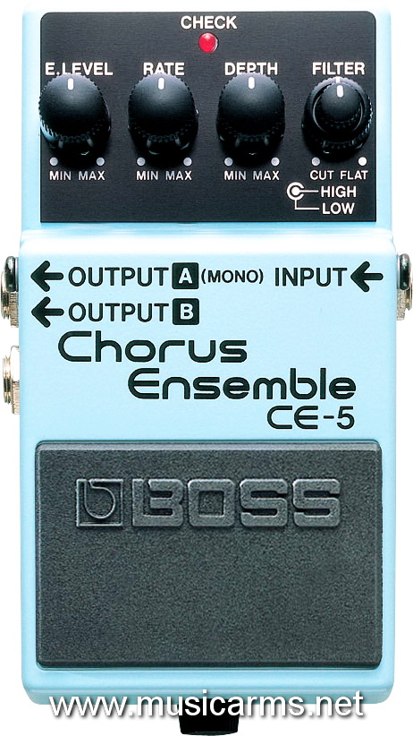 Boss CE-5 Chorus Ensemble ขายราคาพิเศษ