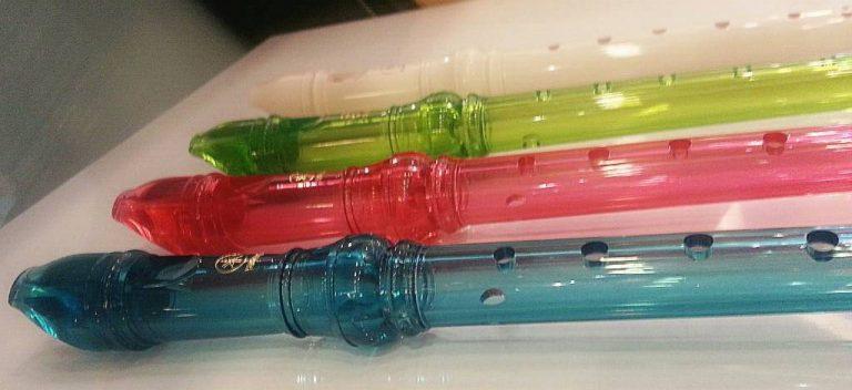 ขลุ่ยรีคอร์เดอร์ 3 colour ขายราคาพิเศษ