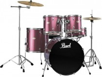 กลองPearl Forum Series Drum Set 5 Pcs ( with stand and Cymbal )