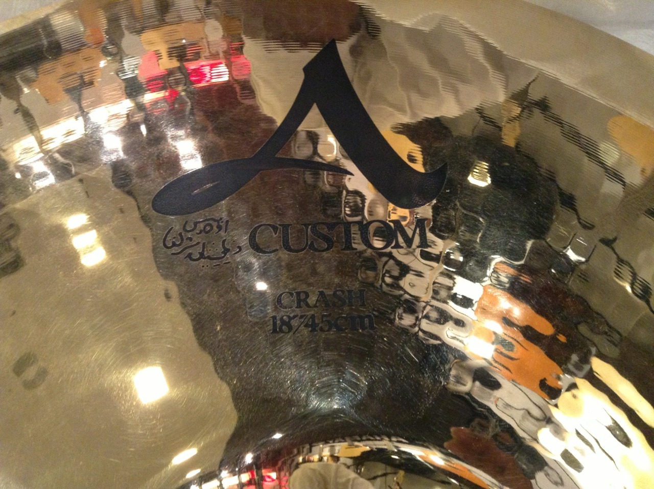 Zildjian A-Custom 8