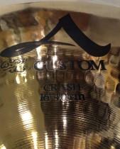 """แฉ Zildjian A-Custom 16"""""""