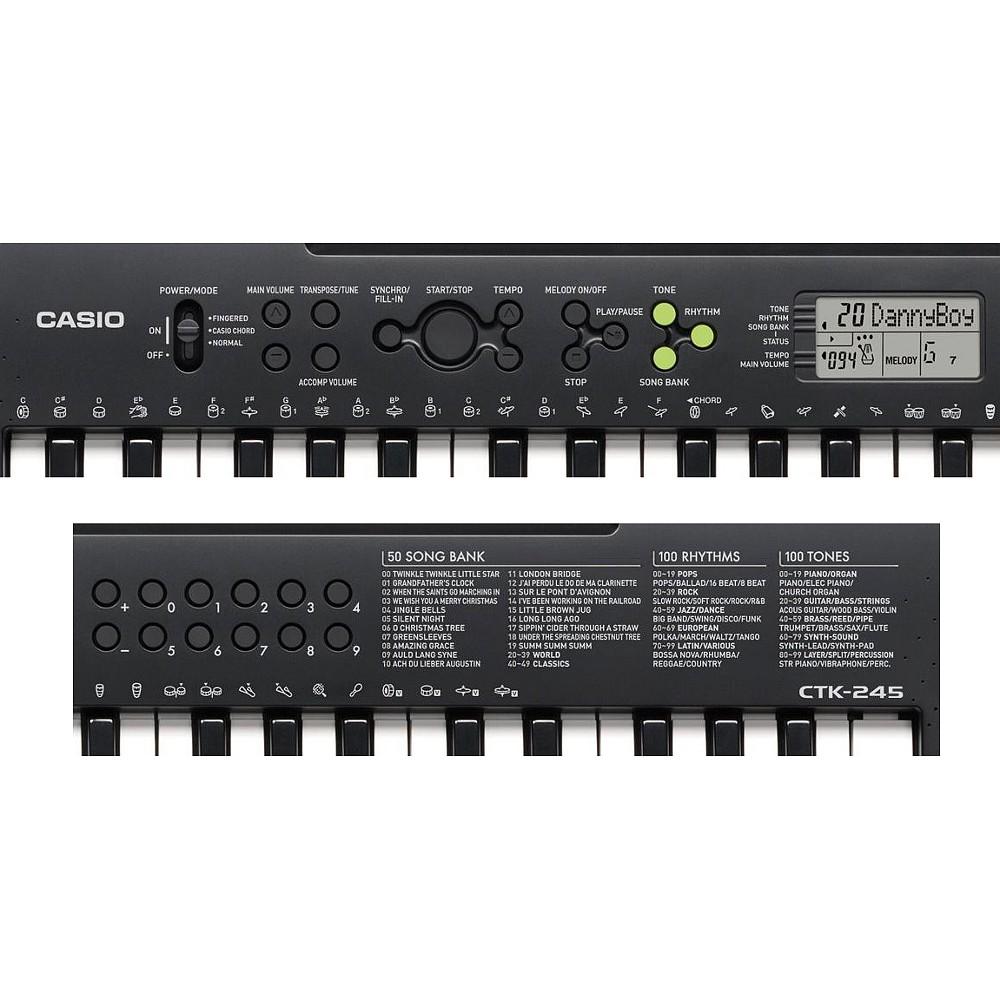 Casio_CTK-245_standaard_keyboard_3