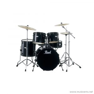 Pearl Forum Series Drum Set 5 Pcs ( with stand and Cymbal )