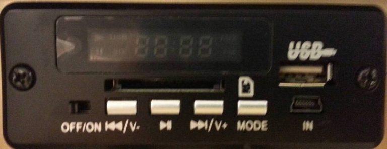 Amp Quake GA-10USB Control ขายราคาพิเศษ