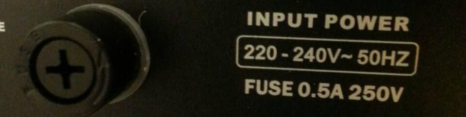 Amp Quake GA-10USB Watt ขายราคาพิเศษ