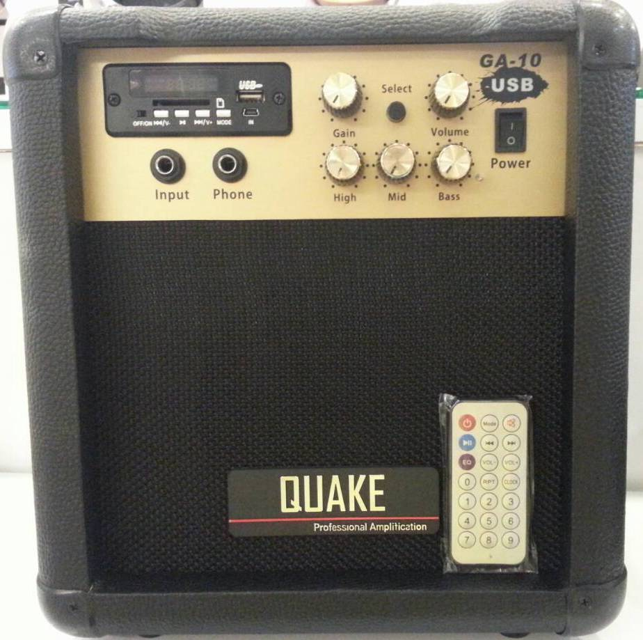 Amp Quake GA 10USB