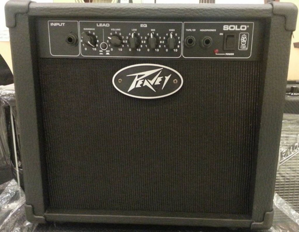 Peavey Solo Guitar Amplifier ขายราคาพิเศษ