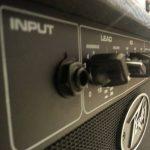Peavey Solo Guitar Amplifier control ขายราคาพิเศษ