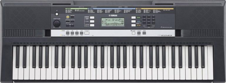 PSR-E243 YAMAHA keyboard ขายราคาพิเศษ