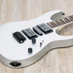 Ibanez GRG170DX White body ขายราคาพิเศษ